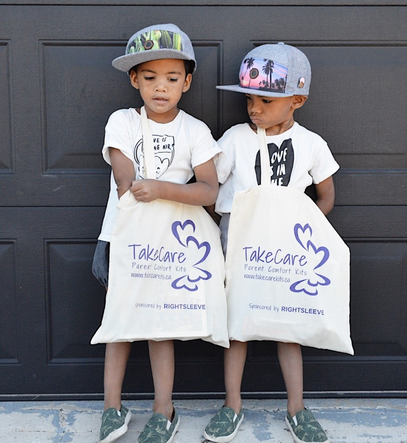 Volunteering with My Boys